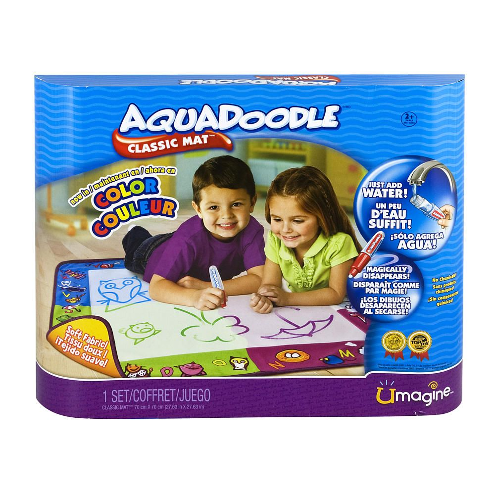 Babies R Us Play Mat Umagine Aquadoodle Draw N Doodle Classic Mat Colors