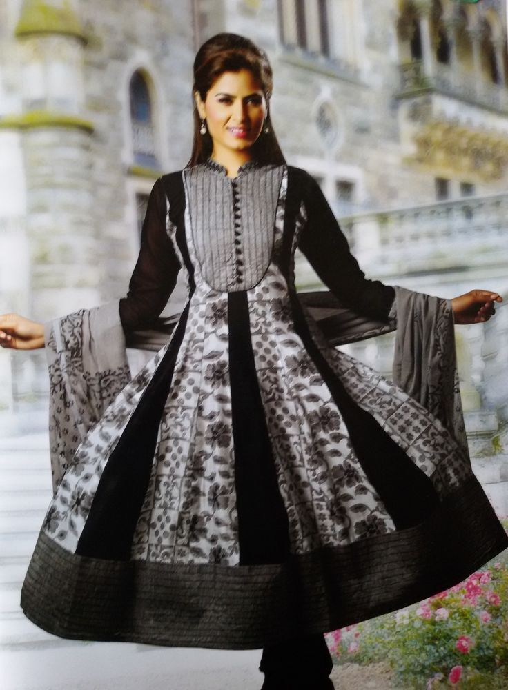 Free Shipping Designer Cotton Stitched Anarkali Churidar Salwar Kameez Suit  #anarkalidesigns #anarkali