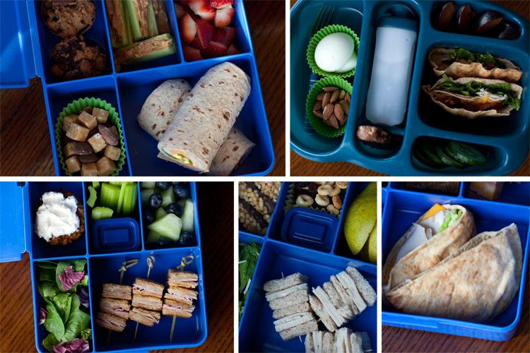 This Lunch Rox website -- excellent products & ideas for kid lunches