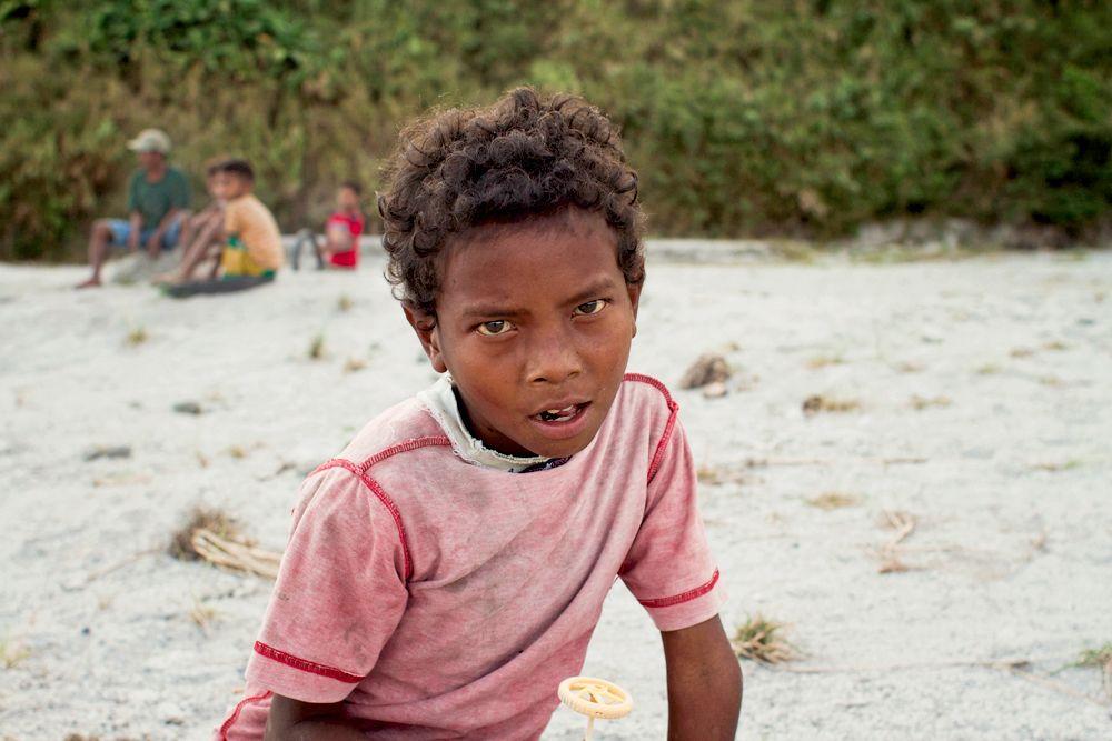 Ritratti Bambini ~ Aeta boy indigenous filipino boy ritratto bambini