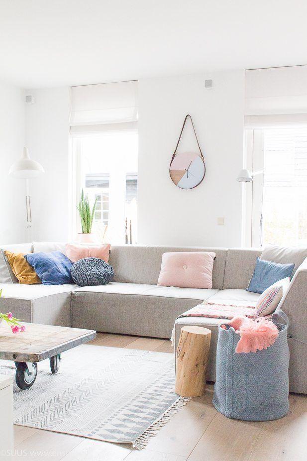 &SUUS |www.ensuus.nl | TV |Eigen Huis & Tuin | DIY Klok ...