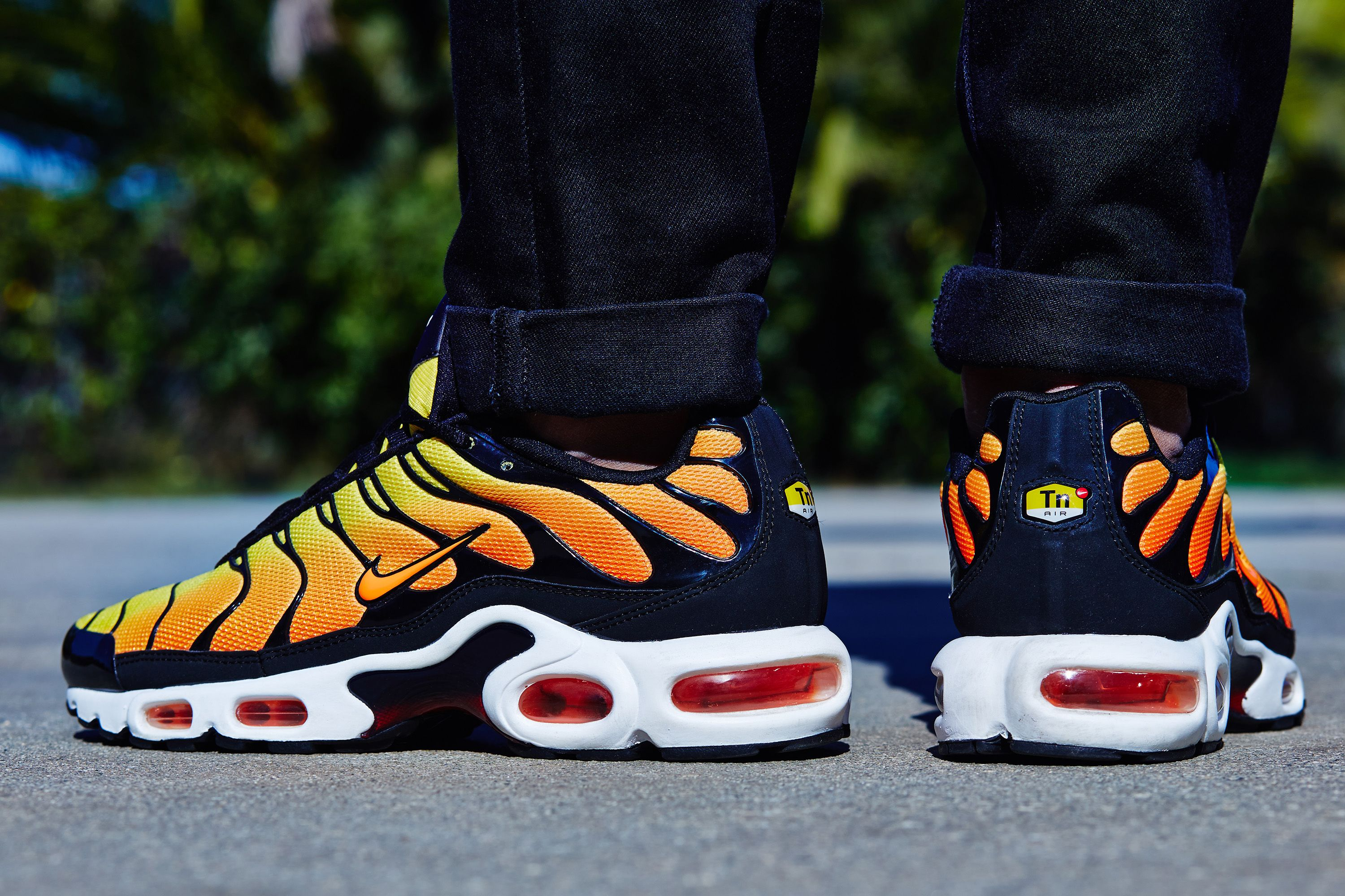super popular 34467 6430c Nike Air Max Plus Tiger On-Foot Look