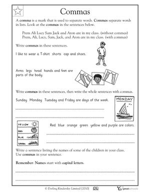 Our 5 favorite 1st grade writing worksheets | Activities, First ...
