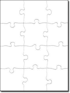 Blank Jigsaw Puzzle 8 1 2 X 11 12 Piece Free Jigsaw Puzzles Jigsaw Puzzles Jigsaw