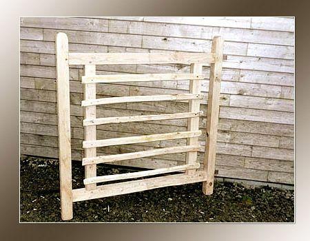 portail et clôtures chataignier Emeraude Châtaignier St Méloir des ...