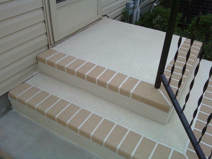 Spray Texture Concrete Resurfacing Omaha Ne Nebraska