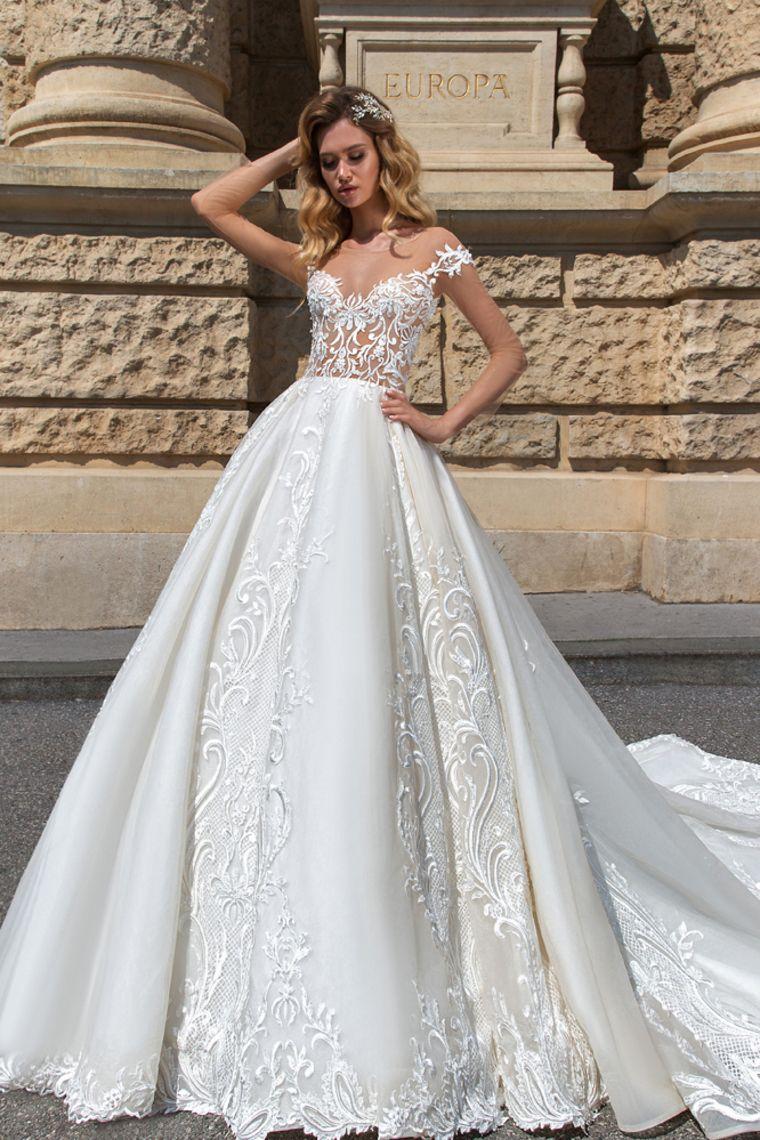 Pin on Vestido de novia