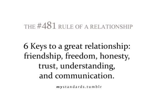 Ain't that the truth. relationshiprules Quotes