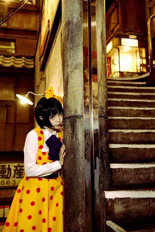 ボード「Midori Shoujo Tsubaki Cosplay」のピン