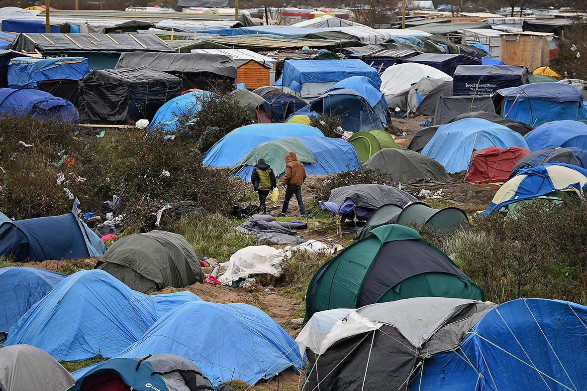 Calais migrant crisis life for thousands of refugees in