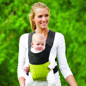 Embark Organic Baby Carrier by The Peanut Shell