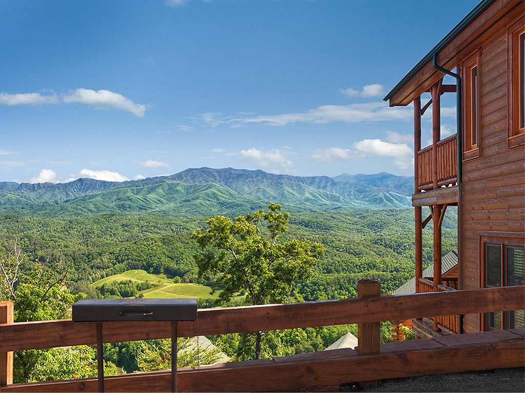 Nothin But Views Pigeon Forge Bed And Breakfast Sleeps 7 12