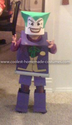 Coolest Lego Joker Costume Our seven year old son loves Lego and wanted to be the Lego Joker this year for Halloween. At first my wife and I thought this ... & Coolest Lego Joker Costume   Joker costume Costumes and Halloween fun