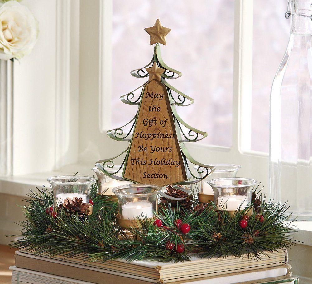 Christmas table decoration diy - 33 The Most Alluring Diy Scandinavian Christmas Decoration Ideas