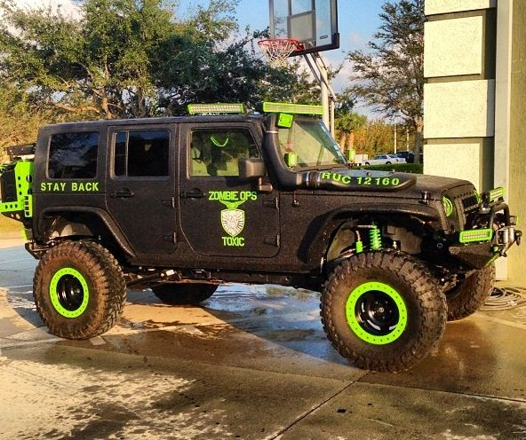 Awesome Off-road Vehicles