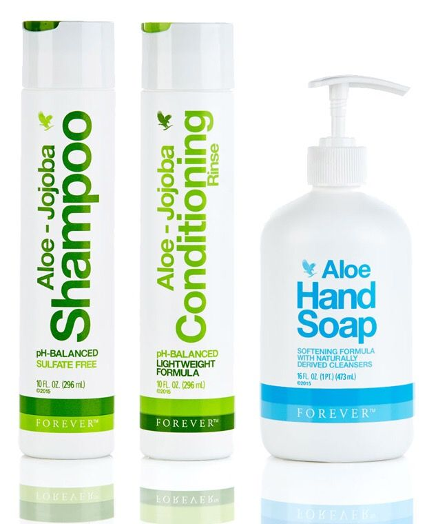 Jojoba Shampoo And Conditioner And Aloe Hand Soap Newest And Best