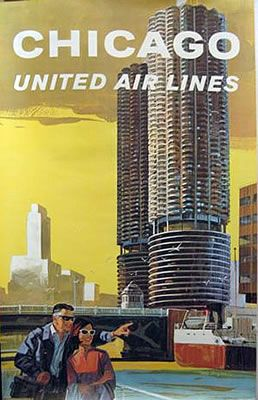 United Airlines, Chicago