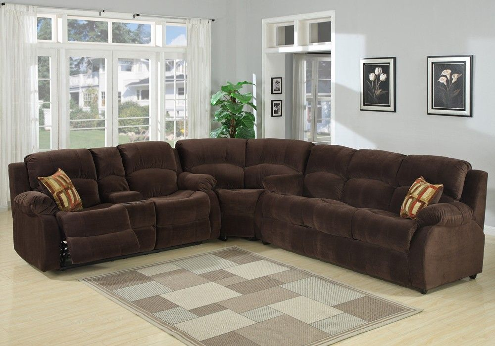 Save Space And Add Comfort In Your Home By Sectional Sofas With Recliners Anlamli Net In 2020 Sectional Sofa With Recliner Sectional Sleeper Sofa Sofa Design