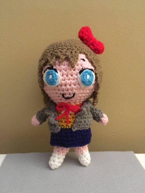 Bakugo from My Hero Academia | Crochet patterns amigurumi, Crochet ... | 760x570