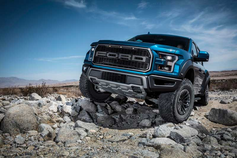 Ford Raptor F 150 2019 La Camioneta Pick Up Off Road Todo