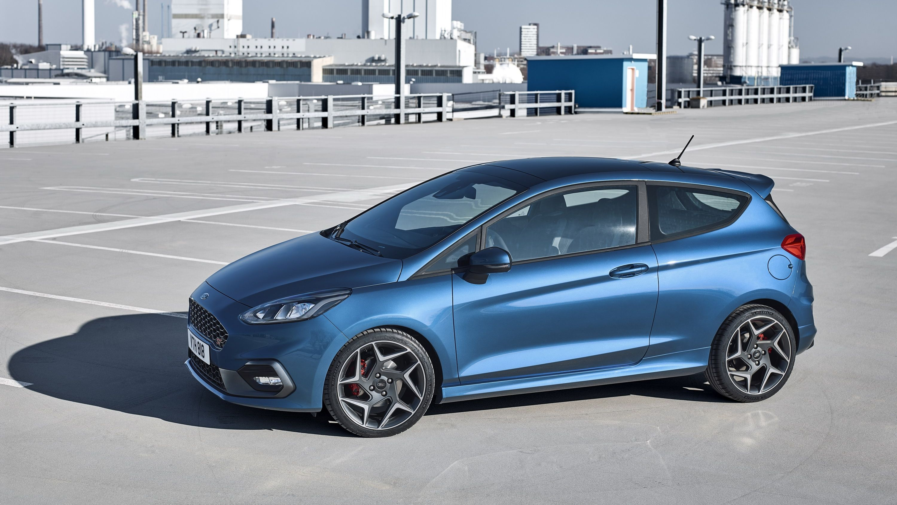 If You Re Considering The 2019 Ford Fiesta St Line You Might As