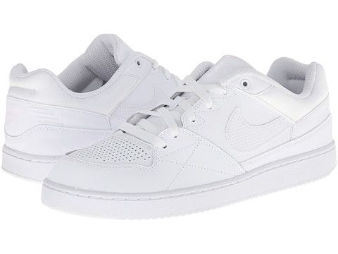 purchase cheap 8b575 c8dbf Nike Priority Low White White - Zappos.com Free Shipping BOTH Ways Size 14