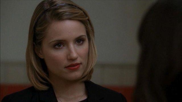 Quinn on Glee