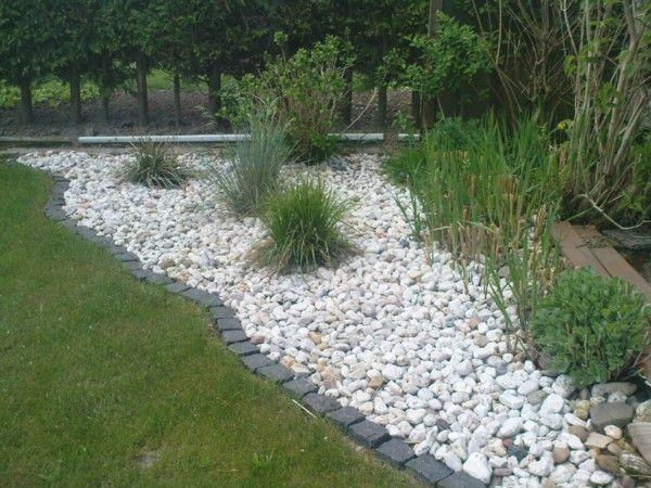 Garten steine Modern Decor Pinterest Modern - beet mit steinen