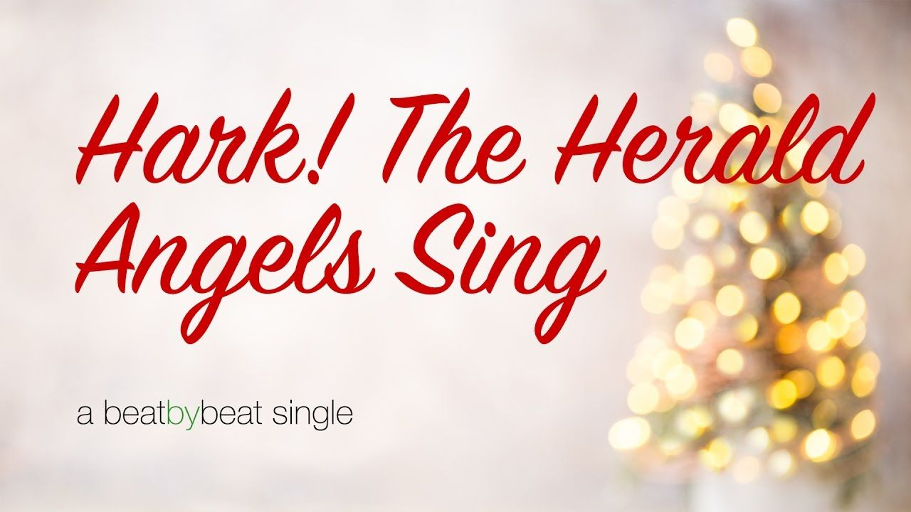 Hark The Herald Angels Sing Karaoke Christmas Song Youtube Christmas Songs Youtube Christmas Songs For Kids Christmas Song
