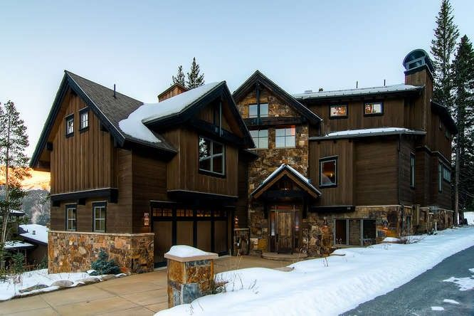 Lewis Ranch Vacation Al Vrbo 51220 5 Br Copper Mountain House In Co The Kokomo Lodge 6 Bdrm True Ski Out Near Lumber Jack Lift