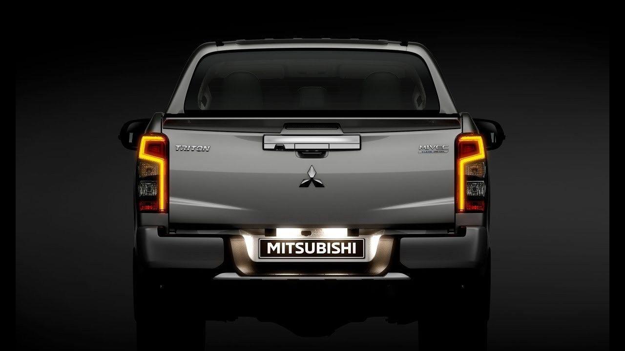 Mitsubishi Pickup 2020 Order Guide Mitsubishi Mitsubishi Pickup Inside Car