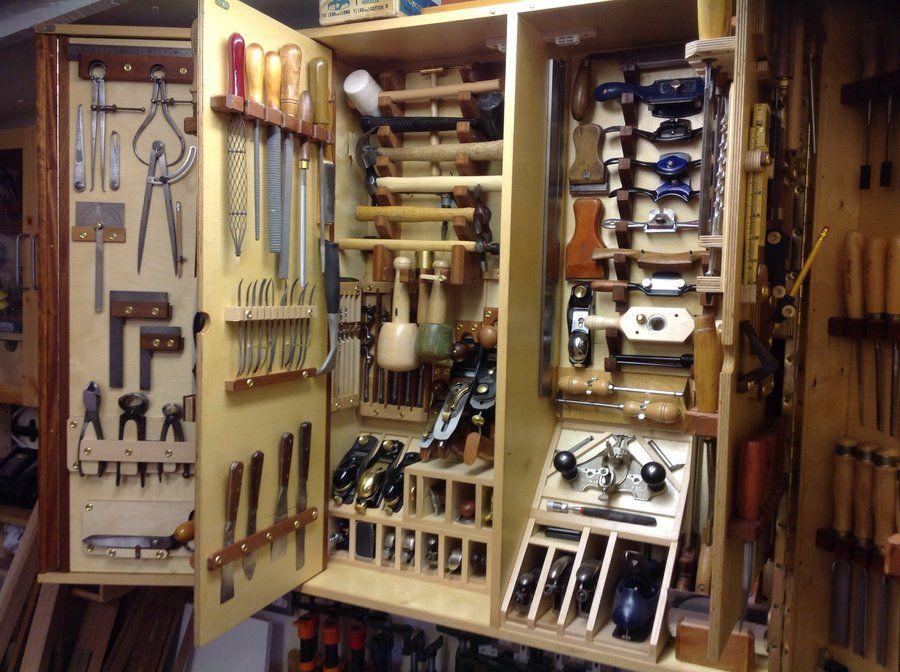 Wall Tool Cabinet By Bluekingfisher Lumberjocks Com