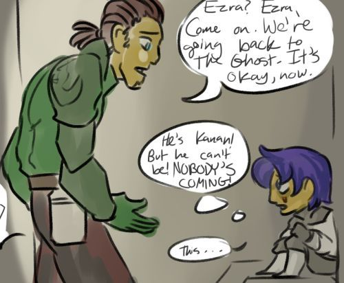 image result for star wars rebels ezra and kanan father