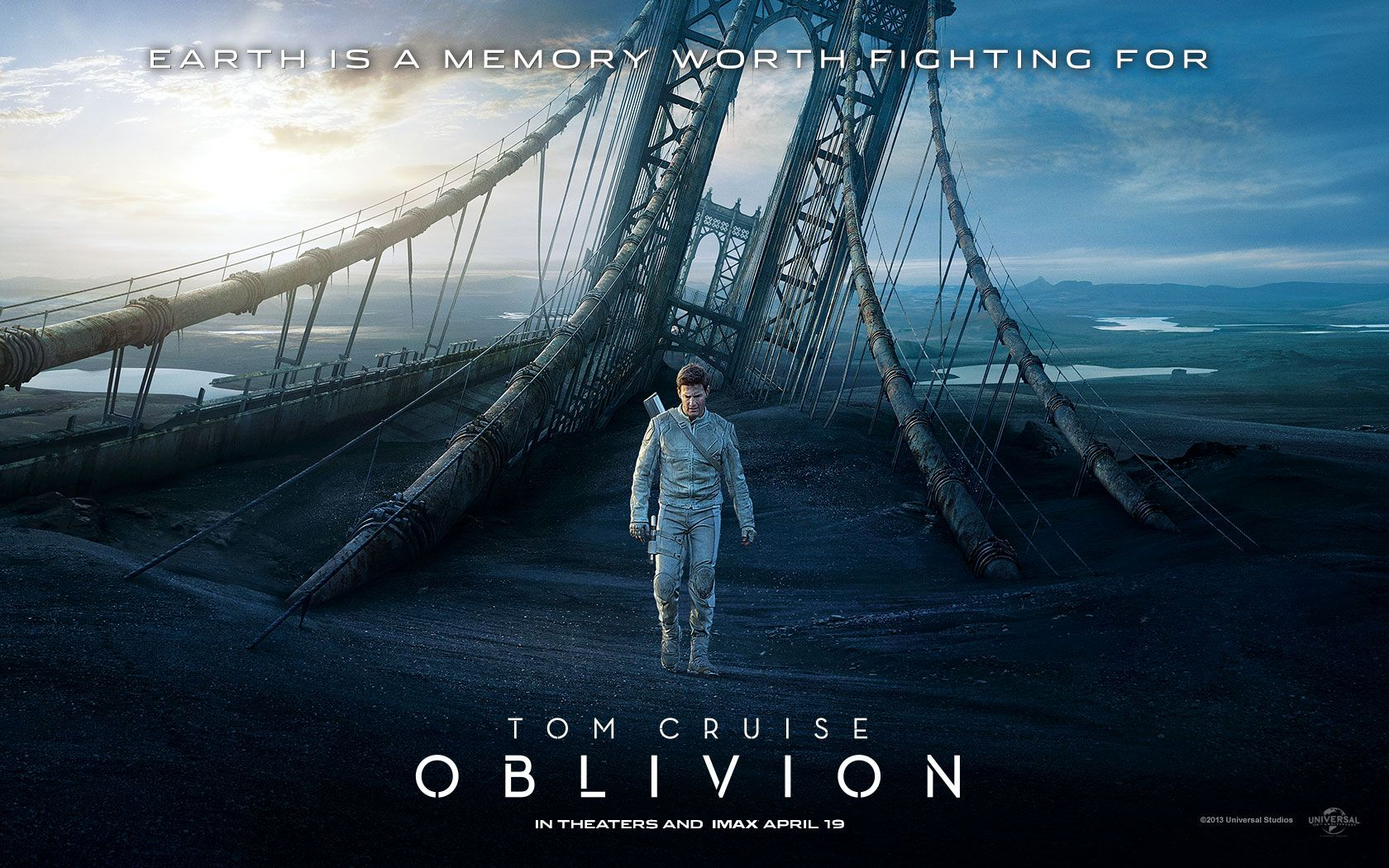 Tom Cruise Oblivion Movie Hd Wallpaper Oblivion Movie Oblivion Tom Cruise