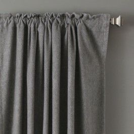 Wool Is Not Just For Winter Wear These Grey Curtains Will Make Your Home