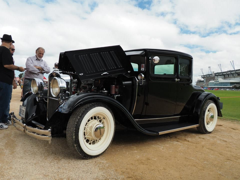 Model T Ford Forum: What I saw in Okieland |1929 Dodge Touring Car