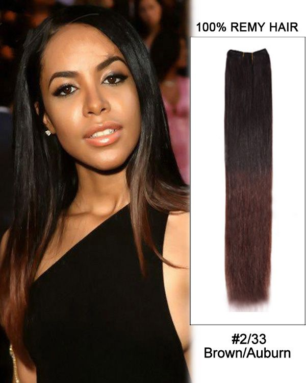 16 233 brownauburn ombre straight weave 100 remy hair weft 16 233 brownauburn ombre straight weave 100 remy hair pmusecretfo Images