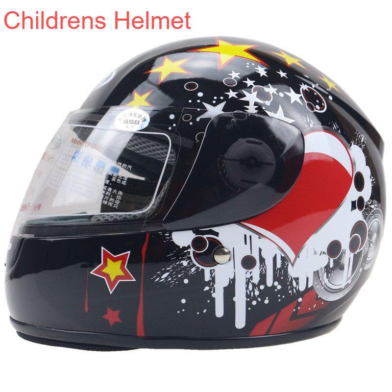 Childrens Motorcycle Helmet Helmet size for 4854cm head