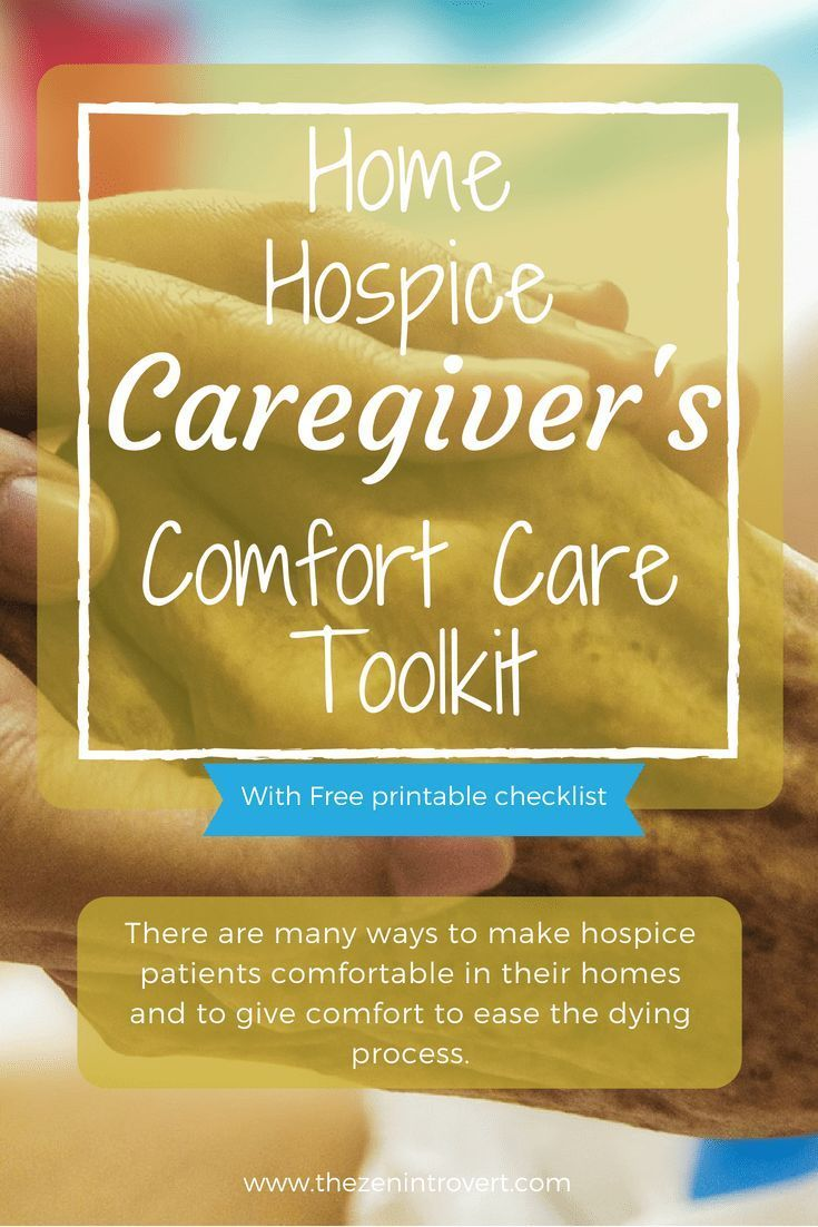 Pin on Hospice for the Home