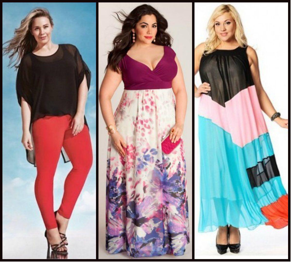 5d18223d09e DRESS TRENDS | Women's plus size clothing trends Spring Summer 2016 |  http://