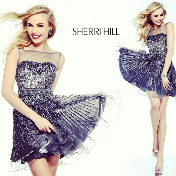 Pin by Alejandra Duarte on SHERRI HILL Styled by Me | Pinterest