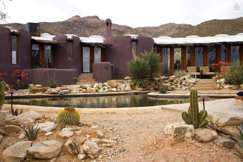 desert moon retreat award winning vacation rental in tucson