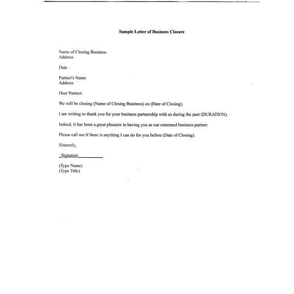 Bank Account Closing Letter Format . #Bank #Account # ...
