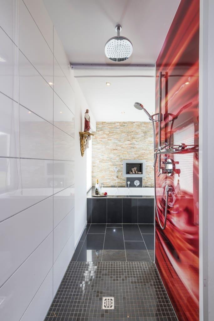 Wohnideen, Interior Design, Einrichtungsideen  Bilder - schiebetüren für badezimmer