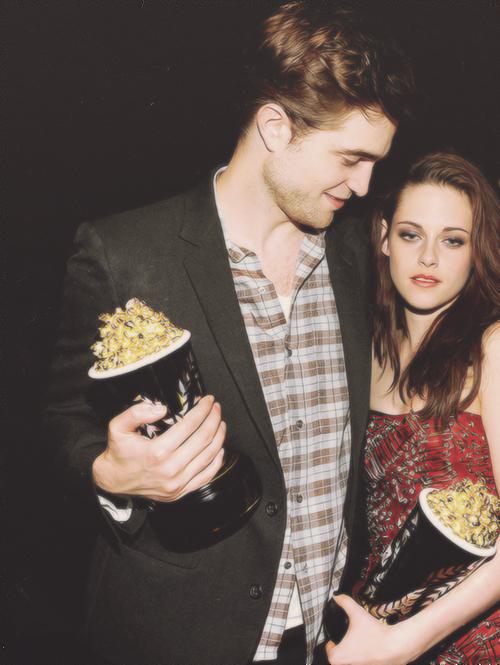Robert Pattinson Kristen Stewart Kristen and robert