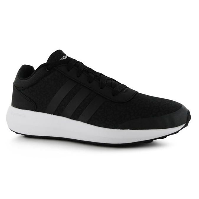 adidas cloudfoam racer ladies trainers