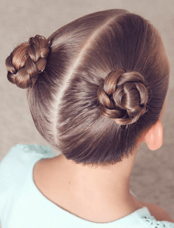 Ideas De Peinados Faciles Para Ninas 2018 2019 Super Bonitos