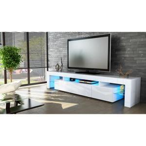 Meuble Tv En 2020 Meuble Tv Long Mobilier De Salon Et Meuble Tv