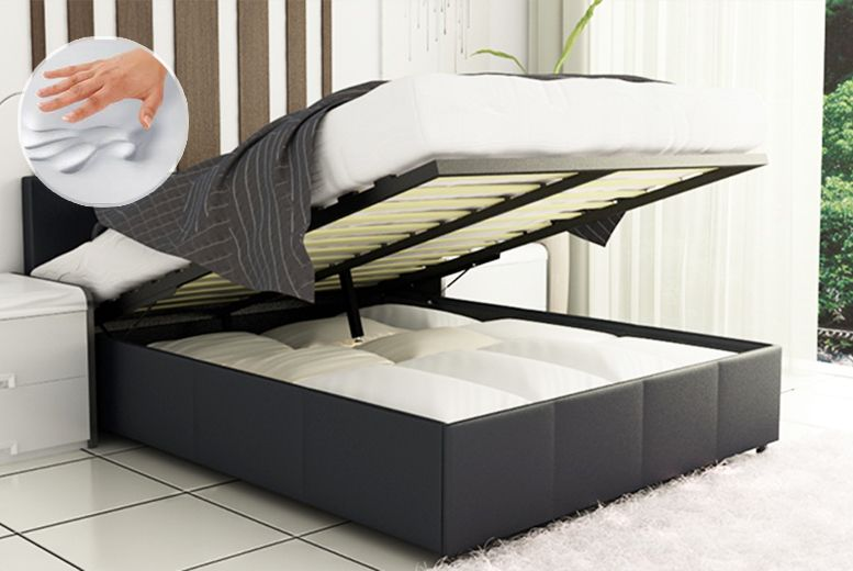 Best £119 From Fishoom For A King Size Ottoman Storage Bed £ 400 x 300