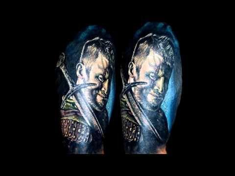 Top Best World Class Tattoo Art by Ladislav Hacel